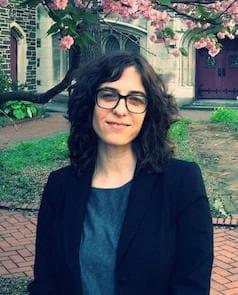 Sarah Sachs - Postdoc Achievement Award Recipient